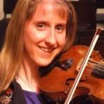clare cason on violin